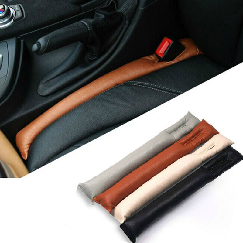 2015-Faux-Leather-Car-Seat-Gap-Pad-Fillers-Holster-Spacer-Filler-Padding-Protective-Case-Auto-Cleaner