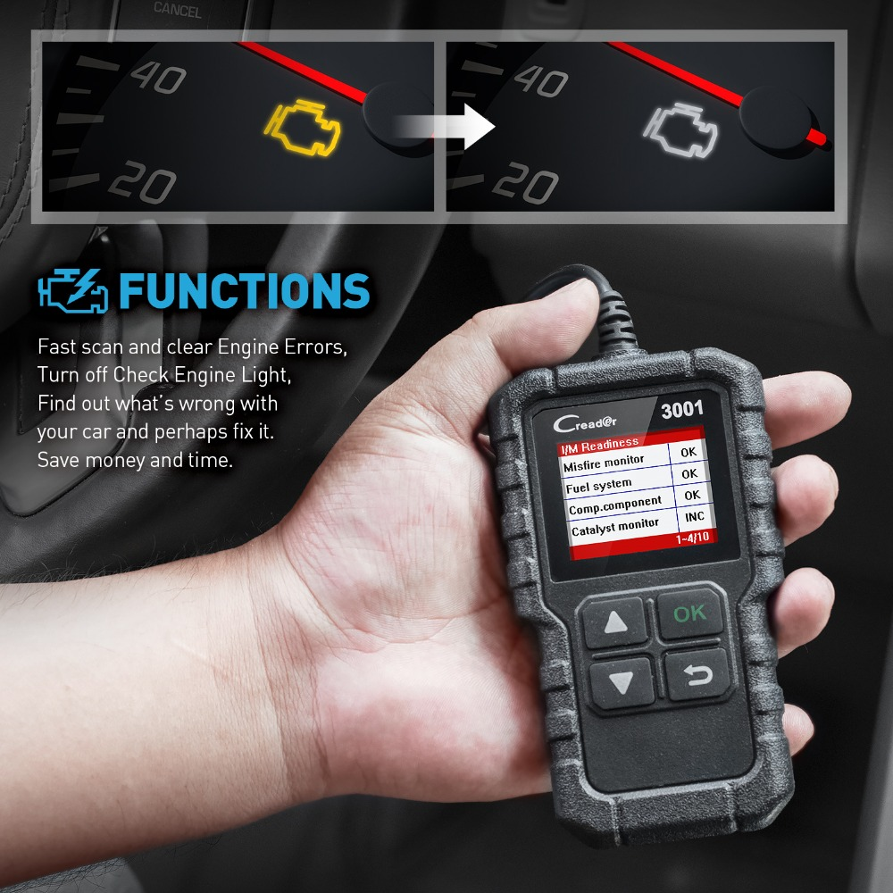 LAUNCH-X431-CR3001-OBD2-Auto-Scanner-Diagnostic-Tool-in-Russian-Creader-3001-Code-Reader-PK-ELM327